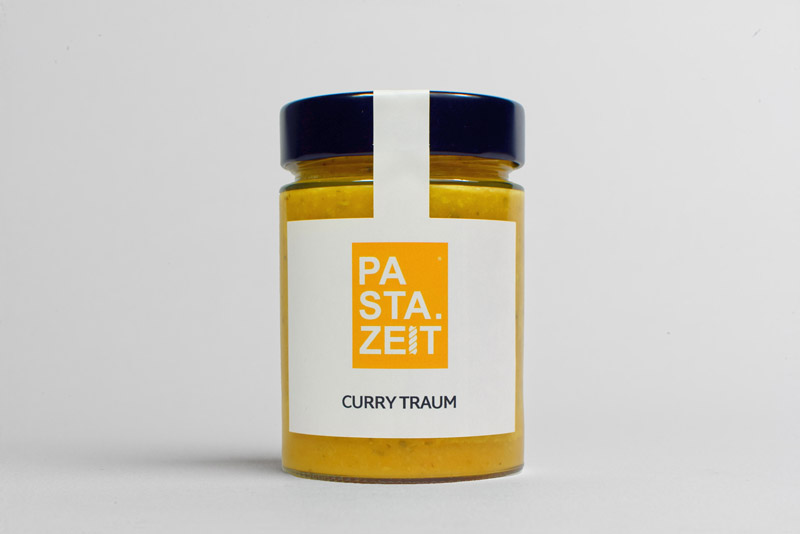 Curry Traum Pastasauce