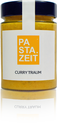 Curry Traum Pasta-Sauce