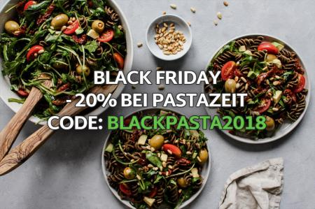Black Friday bei Pastazeit